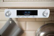 Blaupunkt Dab + Küchenradio Unterbauradio Unterbau Digital Werkstatt Radio weiß
