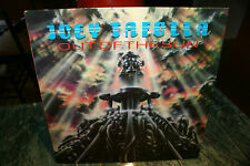 Tafolla Joey OUT OF THE SUN LP 1987 RARE HTF OOP FIRST PRESSING