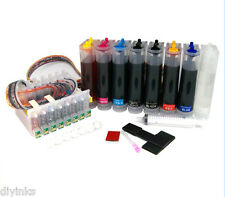 NON-OEM Bulk Ink System for Epson R800 R1800 Printer CISS CIS