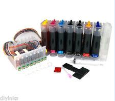 NON-OEM Bulk Ink System for Epson R800 R1800 Printer CISS CIS