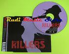 CD Singolo THE KILLERS Mr brightside 2004 eu ISLAND 0602498804186 (S6) mc dvd