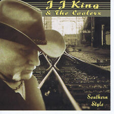 JJ KING AND THE COOLERS Southern Style CD new ROCKABILLY Rock 'n' Roll COUNTRY