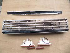 GRILLE for NISSAN 200L DATSUN LAUREL C32 1985 HOOD MOULDING CORNER FENDER LAMP