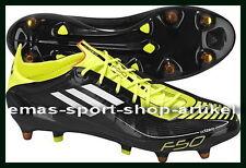 adidas F50 ADIZERO F50 XTRX SG (Syn) Gr.UK-12,5 Fb.BLACK1/WHT/ELECTR U44305