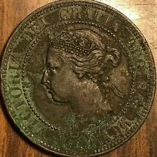 1896 CANADA LARGE CENT PENNY LARGE 1 CENT COIN