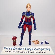 Marvel Legends Infinity Saga Captain Marvel Loose Figure