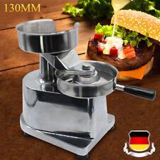 Hamburger Maschine Hamburgerpresse Burgerpresse Pattypresse Pattymaker Edelstahl