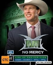 WWE - No Mercy (DVD, 2004) NEW AND SEALED