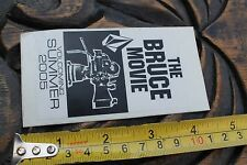 New listing Bruce Irons Movie Volcom Stone Surf Skate 2005 Vintage Surfing Decal Sticker