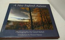 A New England Album Photographs By Gerd Kittel Book 1987 Vintage