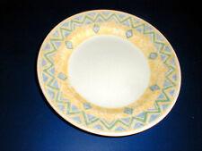 Churchill Ports of Call Yellow HERAT Dinner Plate (loc-32)