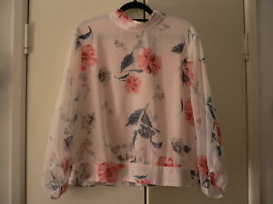 Veronika Maine BNWT floral top size 16