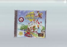 Le AVVENTURE DI NIKKO-UNA STORIA 1994 Generatore di gioco per PC per età 4-8 - NUOVO