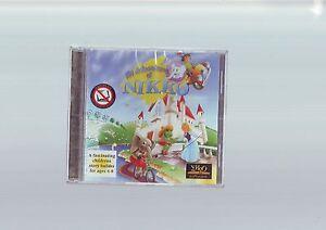 THE ADVENTURES OF NIKKO - 1994 PC GAME - ORIGINAL JC EDITION - NEW & SEALED