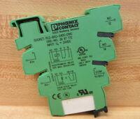 Phoenix Contact PLC-BSC-24DC/21HC Relay Base PLCBSC24DC21HC