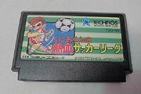 Nintendo Famicom Kunio Kun no Nekketsu Soccer League FC NES Japan F/S