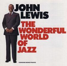 John Lewis 'The Wonderful World of Jazz'  [1988 CD Atlantic Jazz  790979-2]