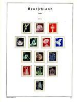 Berlin 1961 - 1980 ** + gest. in Leuchtturm Vordruckalbum