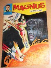 ED.FRATELLI SPADA SERIE  MAGNUS ANNO 2000  N° 13  1972 ORIGINALE !! CON FIGURINA