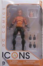 New Sealed Dc Icons Aquaman #11 Action Figure Dc Comics
