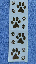 Mrs Grossman DOG PAWS - Cute Stickers With Dog Paws