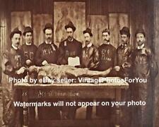 Vintage/Antique/Old Weird/Creepy/Scary 1890 Medical Dissection/Autopsy Photo