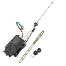 Universal 12V Car Power Electric AM FM Radio Signal Aerial Automatic Antenna Kit