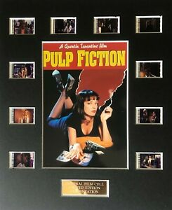 Pulp Fiction - 35mm Film Display