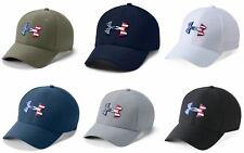 Under Armour 1311427 Men's UA Freedom USA Blitzing Cap Headwear Baseball Cap