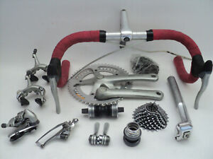Vintage 90s SHIMANO 105 1055 8s group set build kit gruppe EXC ! dura ace 600