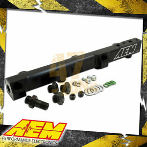 For 1990-2001 Honda Accord DX EX LX SE Prelude S SE Si Hi Volume Fuel Rail