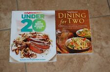 Weight Watchers New Cookbook Under 20 Minutes or Less dining For Two Weight Loss