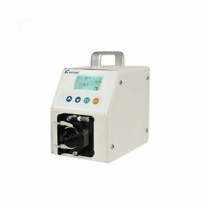Peristaltic Pump Stepper with Digital Control 110v-220v Variable Speed Small ...