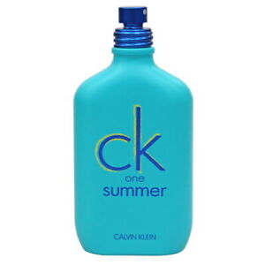 Ck One Summer 2020 by Calvin Klein Perfume Cologne 3.4 oz Brand New Tester
