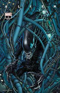 Alien #1 (2021) Steve McNiven 1:50 Variant Cover Marvel Comics
