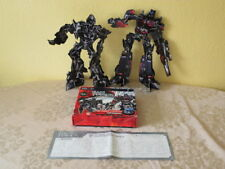 Vintage Transformers 3D Robot Puzzle. Marks and Spencer. 2007. Hasbro