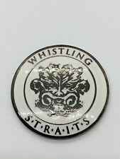 Whistling Straits Golf Course Switchblade Divot Tool Polymer w/ Metal Ball Mark