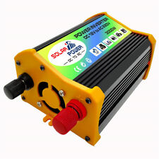Car 3000W Converter Power Inverter DC 12V to AC 220V Solar Dual USB Fast Charger