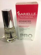 Barielle Professional Advanced UV Glaze Top Coat - Quick Drying Top Coat NEW.