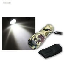 "Linterna Eléctrica LED "" 3w Special Forces ""HIGHPOWER 3w LEDS"
