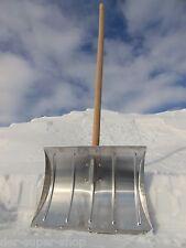 hochwertige Schneeschaufel Schneeschieber ALU sehr massiv DIN Norm neu