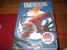 Fantastic Four Marvel Season One HC graphic novel, in shrinkwrap