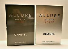 Chanel Allure Homme Sport EDT & Allure Homme Eau Extreme Set of 2