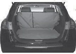 Vehicle Custom Cargo Area Liner Black Fits 2005-2008 Chevrolet Equinox LS and LT