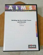 Building Up for a Fall: Teens and Steroids DVD Grades 6-12 Discovery Education