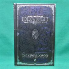 Hollow Knight Wanderer's Journal Hardcover Strategy Guide Art Book Artbook 160pg