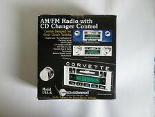 Custom Autosound USA-6 FAE-6 AM/FM Radio Car Stereo for '60-'63 Ford Falcon *NEW