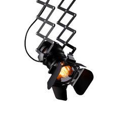 rétro industriel CAMERA LAMPE DE CISEAUX suspendue incl. source d'éclaraige