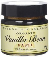 Taylor & Colledge Vanilla Bean Paste - 65g