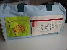 vertbaudet sport travel weekend bag holiday baby child hand luggage kids holdall